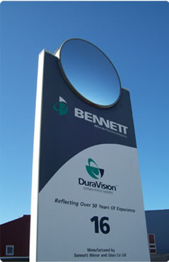 Bennett Mirror Technologies Headquarters